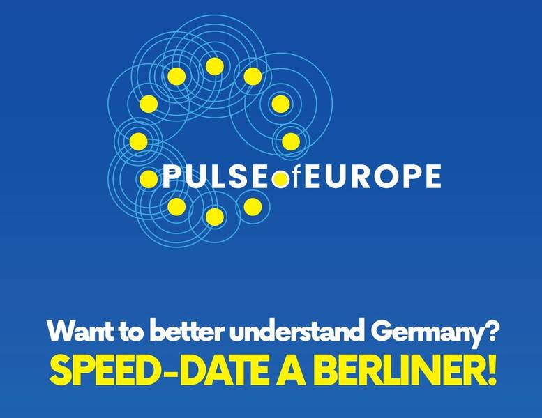 Speed dating berlin gratis