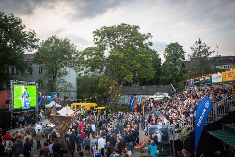 Gratis in Berlin - Talk 11 mm + Filmscreening: Zlatan ...