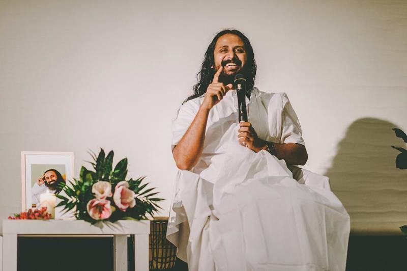 Gratis In Berlin Meditiere Mit Einem Indischen Yogi