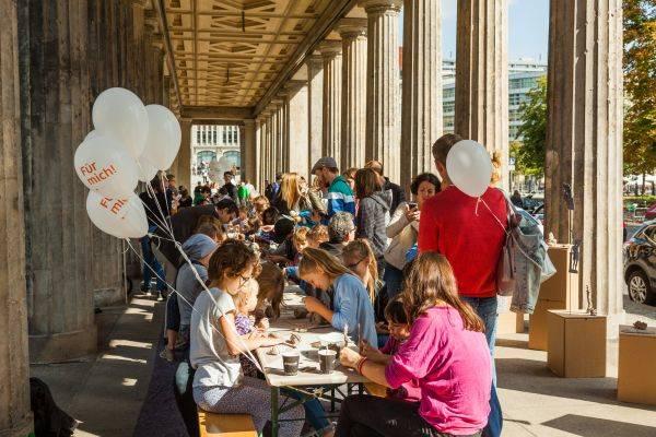 Gratis In Berlin Aktionstag Familie Auf Der Museumsinsel