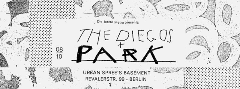 Gratis in berlin the diegos park live urban spree for Die letzte metro