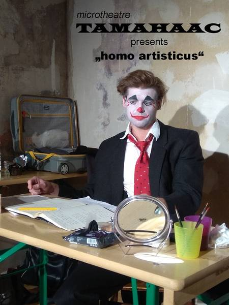 gratis in berlin tamahaac pres homo artisticus. Black Bedroom Furniture Sets. Home Design Ideas