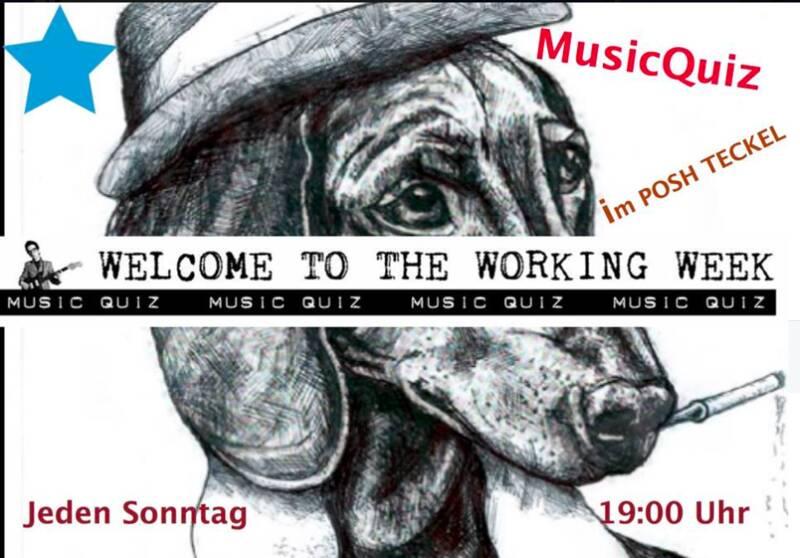 Gratis In Berlin Musikquiz Jeden Sonntag
