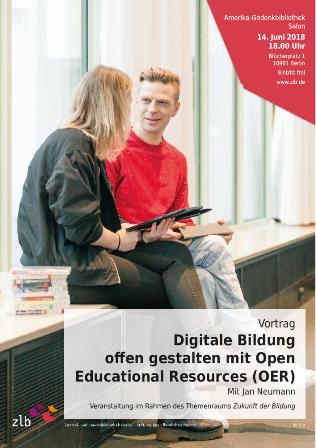 gratis in berlin digitale bildung offen gestalten mit open educational resources oer. Black Bedroom Furniture Sets. Home Design Ideas