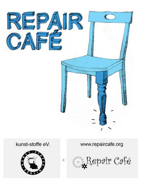 gratis in berlin repair caf von und mit kunst stoffe e v. Black Bedroom Furniture Sets. Home Design Ideas