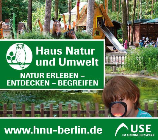 gratis in berlin 61 jahre haus natur und umwelt