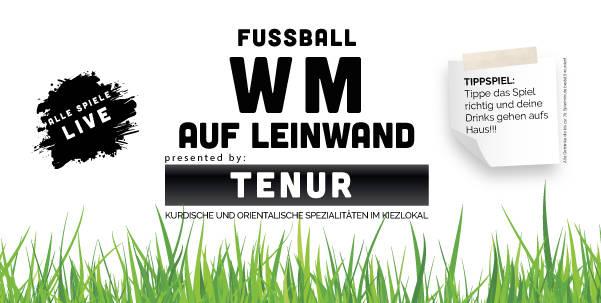 Gratis in Berlin - Fussball WM 2018 in TENUR - alle Spiele LIVE ...