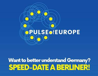 PulseOfEurope — Speed-date a European