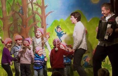 Woffelpantoffel _ Kindertheater