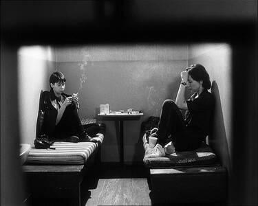 Filmszene in einer Gefängniszelle. Quelle: DEFA-Stiftung/Thomas Plenert