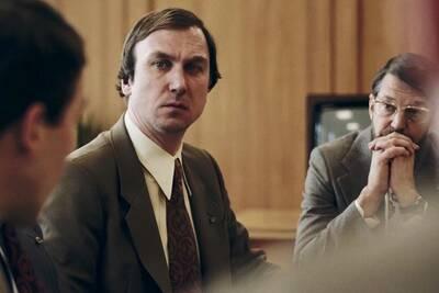 Lars Edinger als Stasi-Informant Franz Walter.  Quelle: Alamodefilm