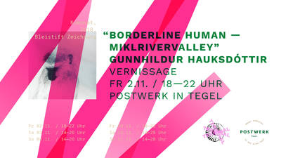 POP-Up Kunst: Borderline human - Miklrivervalley – Gunnhildu...