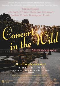 Concert in the Wild #6 Macrocosmos - openair Kammermusik