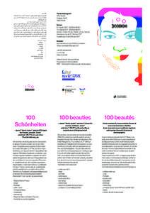 100 SCHÖNHEITEN - Fotoprojekt für Frauen*, Lesben, Trans* un...