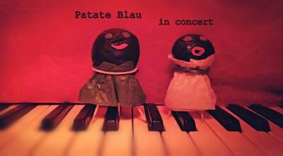 Patate Blau - Irene De Matteis + Roberta Dragone