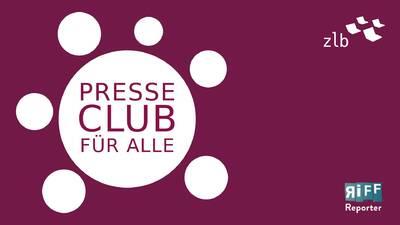 Presseclub für alle – Digital | Leben nach Covid-19