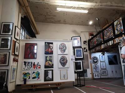 40 Künstler, Kunst IN und OUTDOOR