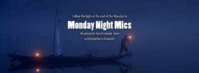 Monday Night Mics (Free English Comedy)