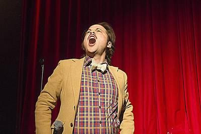 SLINGSHOT! Comedy Open Mic
