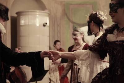 Vergnügen am historischen Tanz