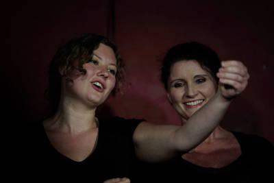 Improtheater: Die Unverhofften