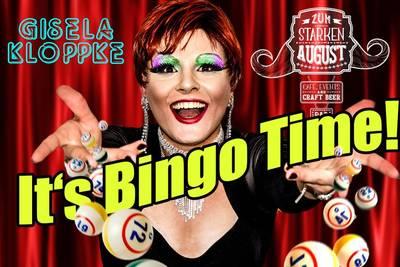 Wild Bingo mit Gisela Kloppke