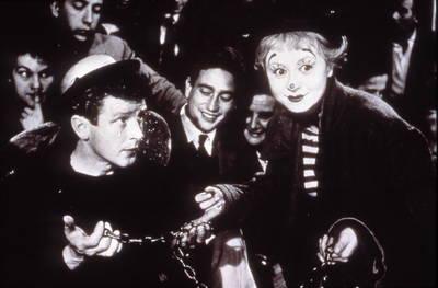 Screening: La Strada – Das Lied der Straße // by Federico Fe...