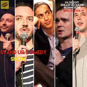 BAM! Stand Up Comedy Show *in Neukölln*