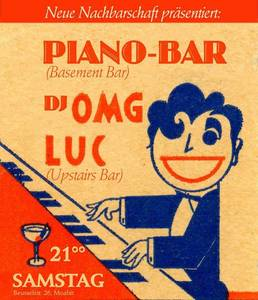 PIANO BAR - DJ OMG LUC