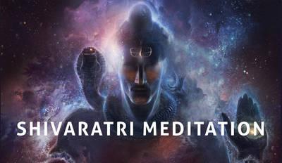 Online - Shivaratri Meditation