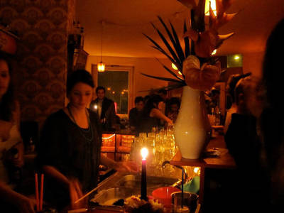 °couchsurfing party°