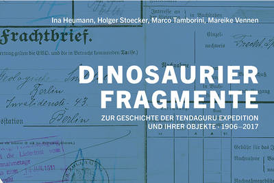Buchpräsentation: Dinosaurierfragmente.