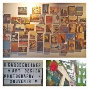Caro Berliner Art Gallery Shop