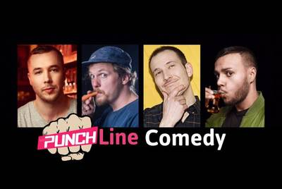 ''Punchline! Comedy Show'' in Prenzlauer...
