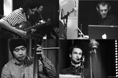 Jazz im Peppi: Nils Eikmeier Quartett