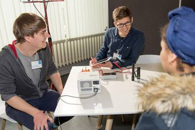 Sommerschule Klimawissen im Museum für Naturkunde