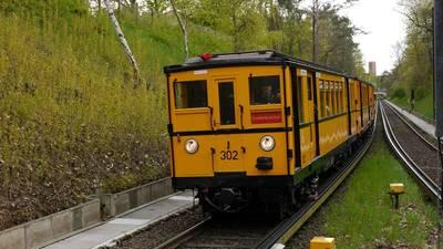 Historische U3 - Bahn Fahrten mit dem AI-Zug