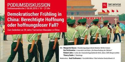 Demokratischer Frühling in China: Berechtigte Hoffnung oder ...