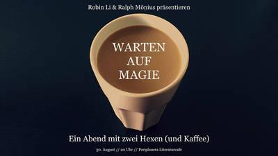 Warten auf Magie