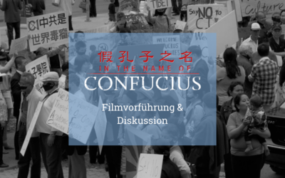 In the Name of Confucius (OmU): Filmpremiere & Diskussio...