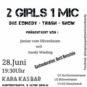 2Girls 1Mic Stand-Up Comedy Show