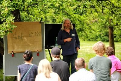 Praxis-Workshop: Fruchtbarer Boden für Jahrtausende