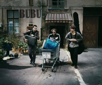Jazz im Peppi: Live im Internet:  Bubub