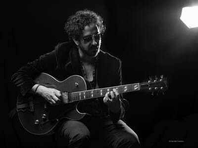 Jazz im Peppi: Nicolas Delgado Quartet