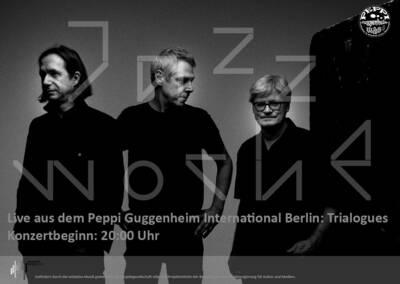 Jazzwoche Berlin, Jazz Berlin, Neukölln, Live Concert, PeppiGuggenheim,