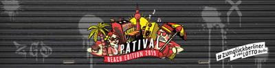 Spätival 2019 - Musik-Festival der Spätis