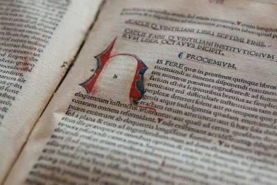 Durch die Historischen Sammlungen der ZLB!