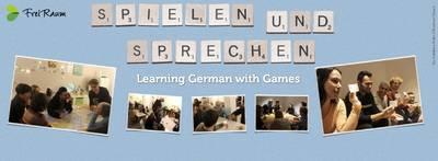 Spielen und Sprechen: Learning German with Games