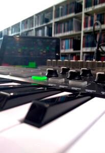 Resonanzraum | Der Musikelektroniktreff der ZLB