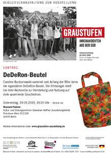 Begleitveranstaltung zur Sonderausstellung Graustufen-Innenansichten aus der DDR Museum Pankow 19092019